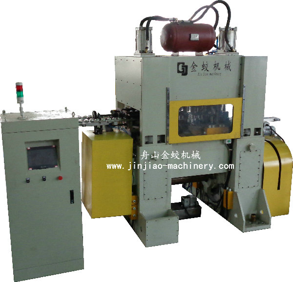 High Speed Aerosol Cone Making Prodution Line